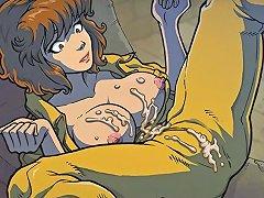 April O 039 Neil Tmnt The Mating Season Akabur Rus Lets 039 Play Part1 Donatello