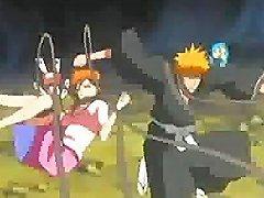 Bleach Rukia Cartoon Sex Video