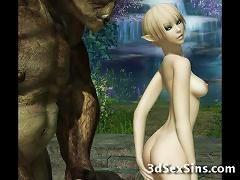 Monsters Fuck Chicks In 3d Porn Slideshow