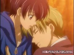 Anime  Boy Romanced Under A Tree